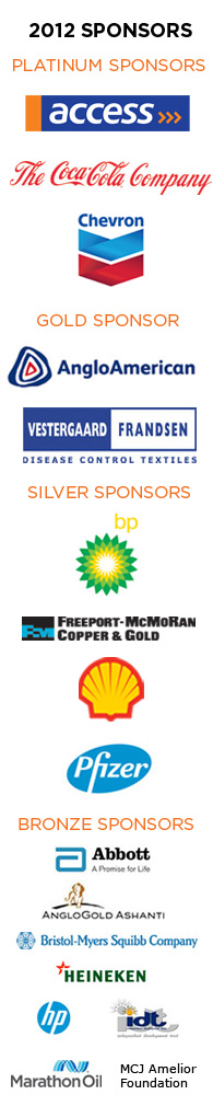 GBCHealth 2012 Conference Sponsors