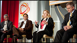 Corporate experts discuss workplace wellness programs